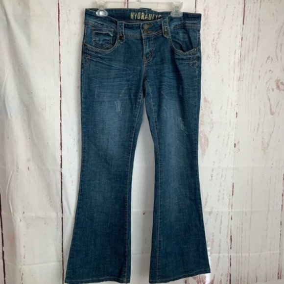 Hydraulic Denim - 5/$15 Hydraulic Jeans Juniors 7/8
